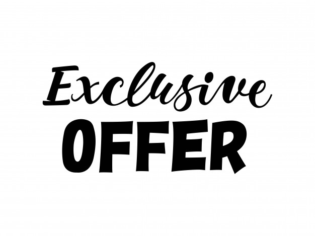 You are currently viewing Exclusive Offer!